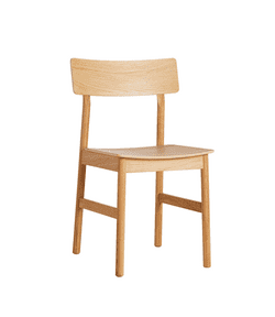 Woud Pause dining chair 2.0 , oiled oak