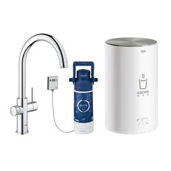 Grohe Red Duo komplet med m-size kedel