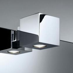 CUBO Wall- / Clip-on light for mirror