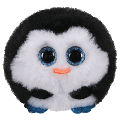TY Puffies Waddles - Penguin Puf