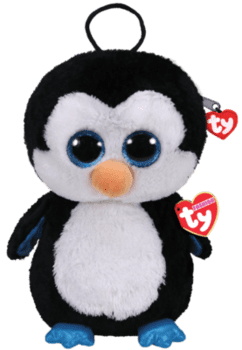 TY Gear Backpack Penguin - Waddles