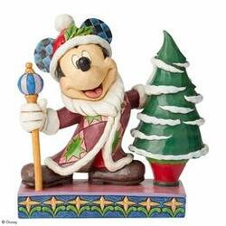Walt Disney Mickey Mouse is Father Christmas 19cm