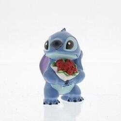 Stitch with red roses