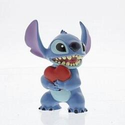 Stitch with heart