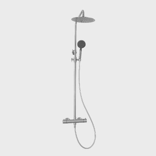 Steel Pleasure 2 Brusesystem