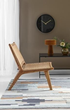 Nordal Club lounge chair, teak