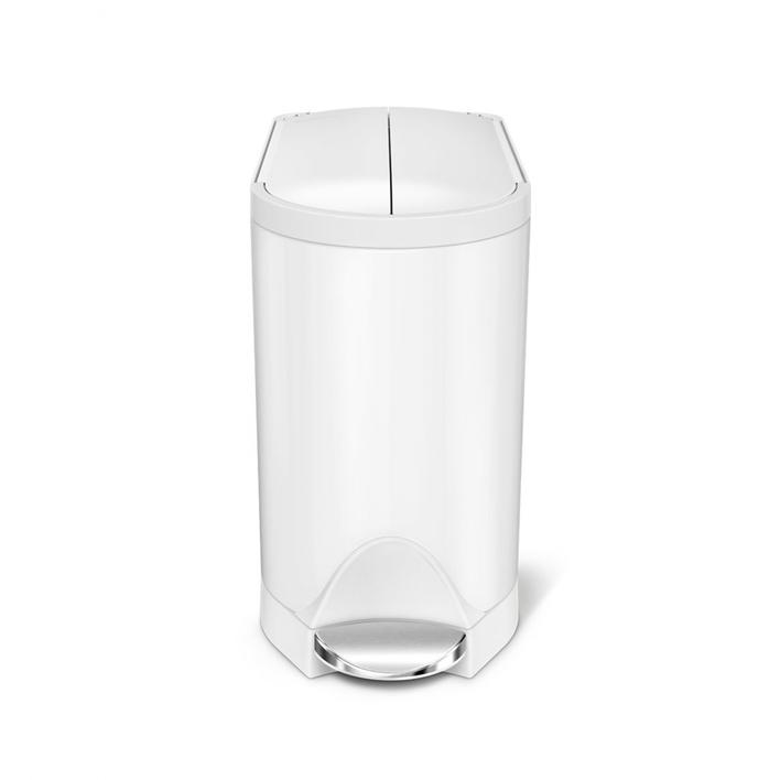 Simplehuman Butterfly 10l pedalspand