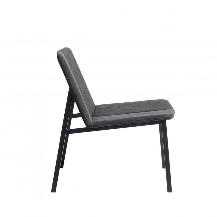Muubs Loungestol Chamfer Anthracite