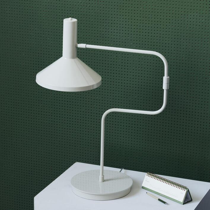 Bordlampe Desk Ecru