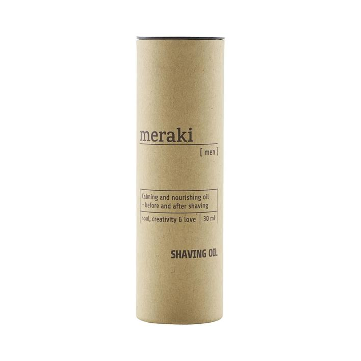Meraki Men Shaving Oil 30ml