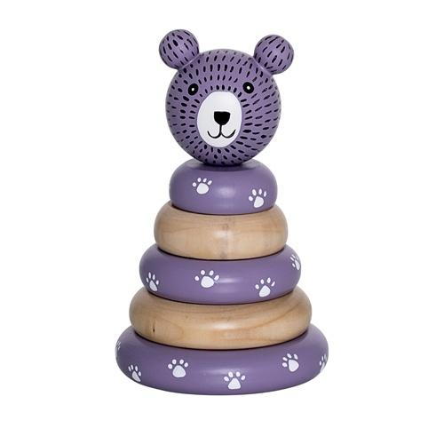Bloomingville Lotus  Stacking bamse
