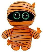 TY Beanie Boos MASK - orange mummy